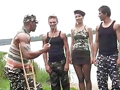 army porn : free porn video