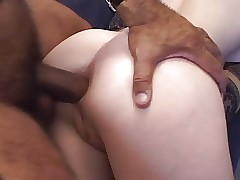 pussy eating porn : ass cumshot